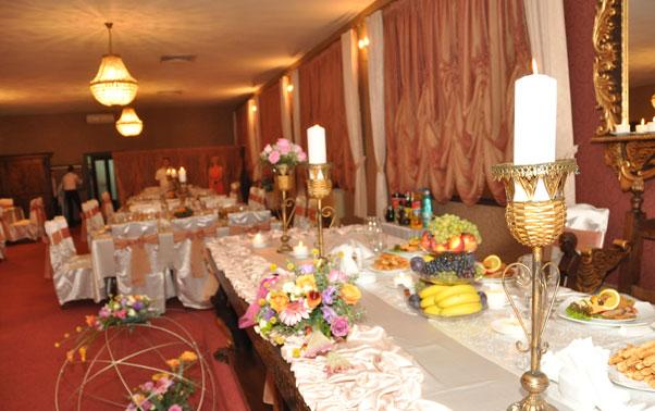 Restaurant nunta Hanul Pescarilor Oradea