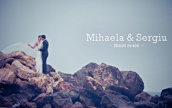 Sedinta foto la Marea Neagra Mihaela si Sergiu Constanta