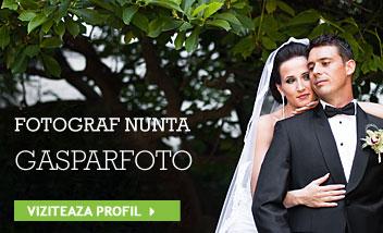 Fotograf nunta! Gasparfoto